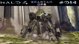 HALO 4: SPARTAN OPS | #014 - Catherine: Walhalla | Let's Play Halo The Master Chief Collection