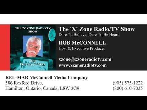 Lori Cartagena on The 'X' Zone Radio/TV Show with Rob McConnell