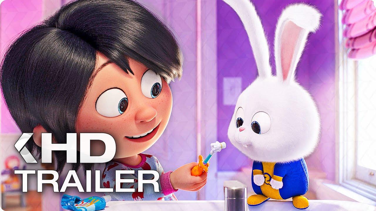 PETS 2 Finaler Trailer German Deutsch (2019)