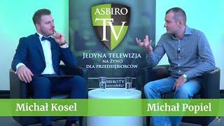 Jak budować skalowalny biznes? Michał Popiel | ASBiROTV
