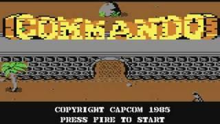 Rob Hubbard - Commando [C64]