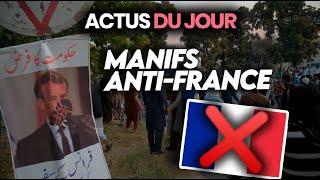 Manifs anti-France, l'impact du confinement sur votre cerveau, liberté en France... Actus du jour