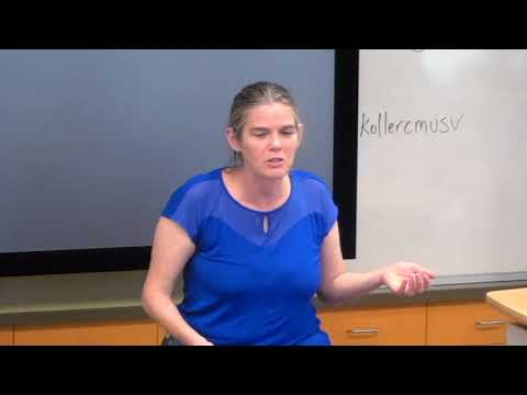 CMU Distinguished Lecture Series: Daphne Koller - YouTube