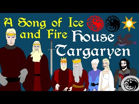 A Song of Ice and Fire: House Targaryen (Complete)