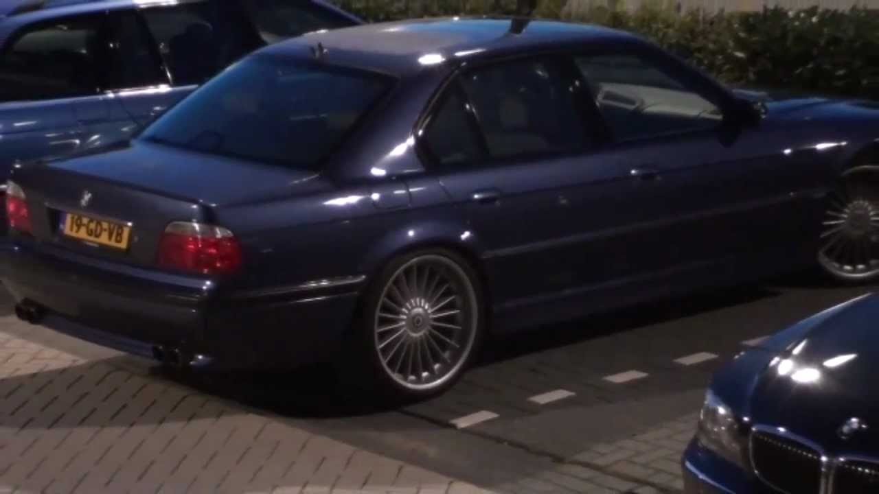 Bmw Alpina B12 5 7 Looks And Details 1080p Full Hd Youtube