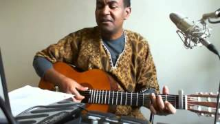 "An homage to Nelson Mandela ""No one is born hating"" .Tribute acoustic Music by Fojeba"