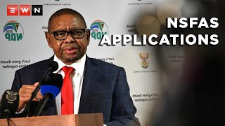 Higher Education, Science and Innovation Minister Dr Blade Nzimande announced the opening of National Student Financial Aid Scheme applications for the 2022 academic year on 28 October 2021. Nzimande also said that funding to public universities and TVET colleges had increased from R20 billion in 2018 to R42 billion in 2021.