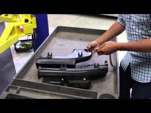 FT-86 SpeedFactory - HKS Intake Duct Install