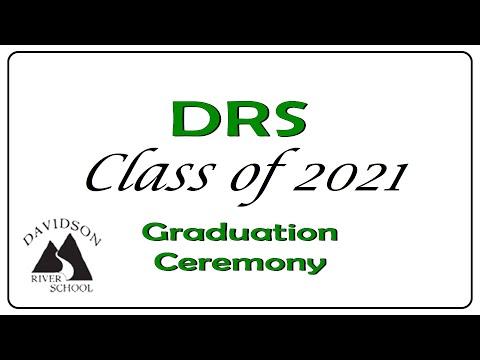 Davidson River School Graduation 2021