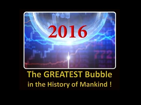 The GREATEST Bubble in the History of Mankind   Bo Polny 2016 ASIA Presentation