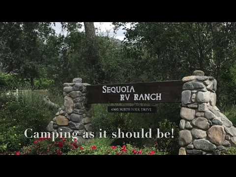 RV Camping near Sequoia National Park