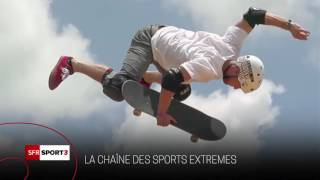 SFR Sport 3, Découvrez la chaîne 100% sports extrêmes