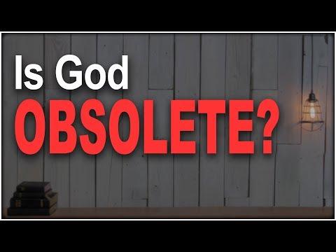 Do we still need God?