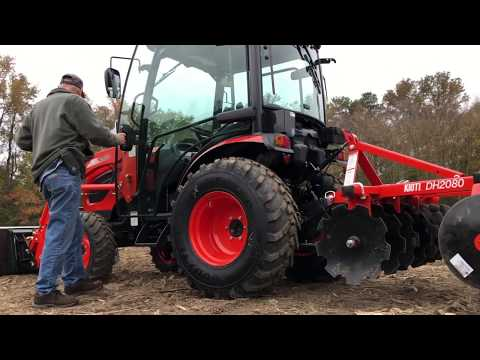 2019 Kioti Tractor Dealer Meeting & New Product REVEALS