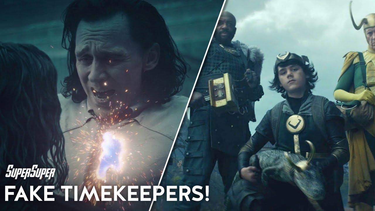 Download Loki Episode 4 Breakdown | The Nexus Event | SuperSuper