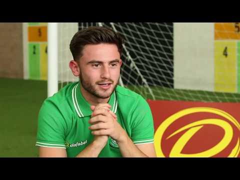 Q&A with Patrick Roberts #AskPaddy7