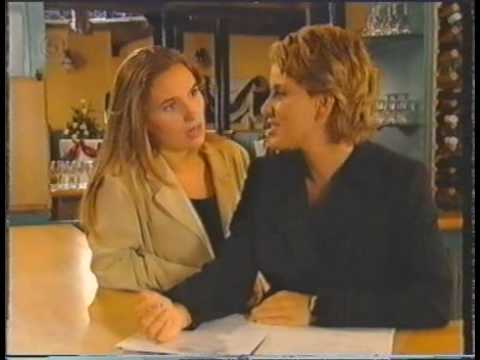 Holly's Lesbian Romance With Suzi From Family Affairs 37