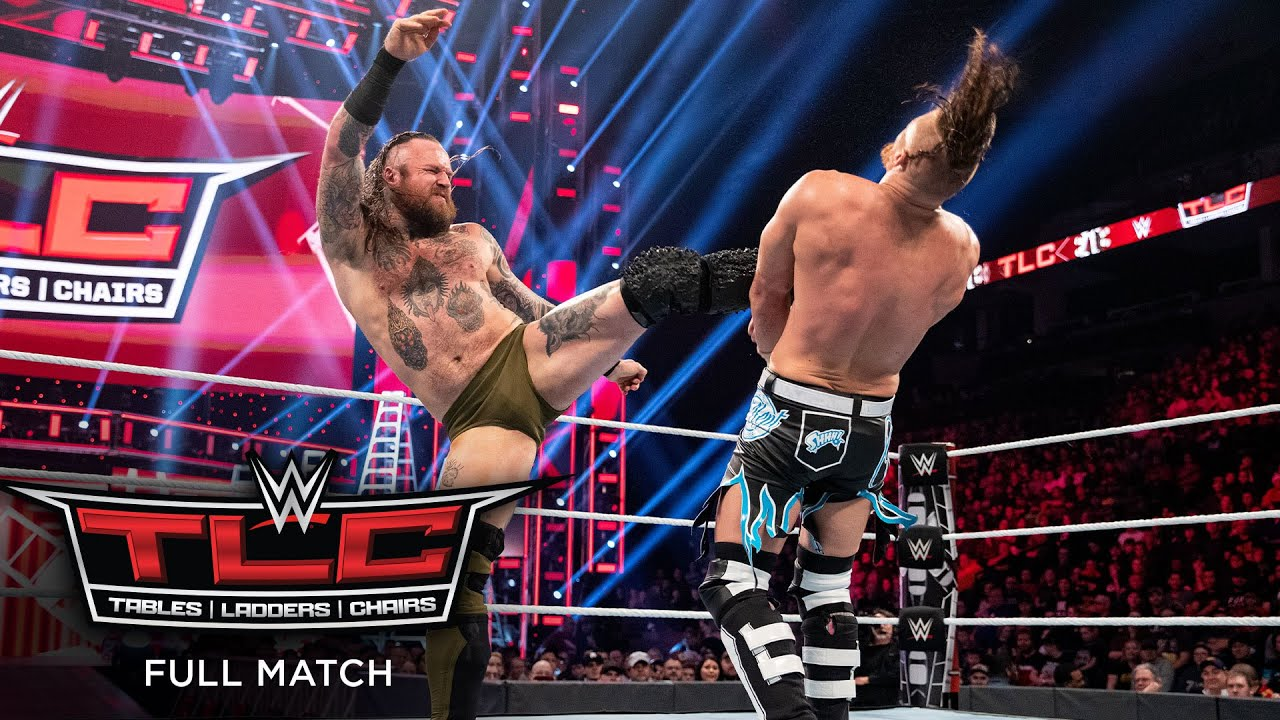 FULL MATCH - Aleister Black vs. Murphy: WWE TLC 2019