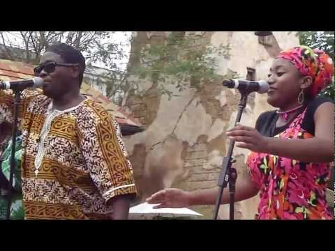 African Folk Song  Ayyo Africa