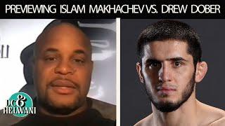 Daniel Cormier hopes <b>Islam Makhachev</b> shows his 'true self' in fight ...
