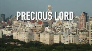 Precious Lord Take My Hand (Lyric Video) - Gordon Mote ft. Chicago Mass Choir