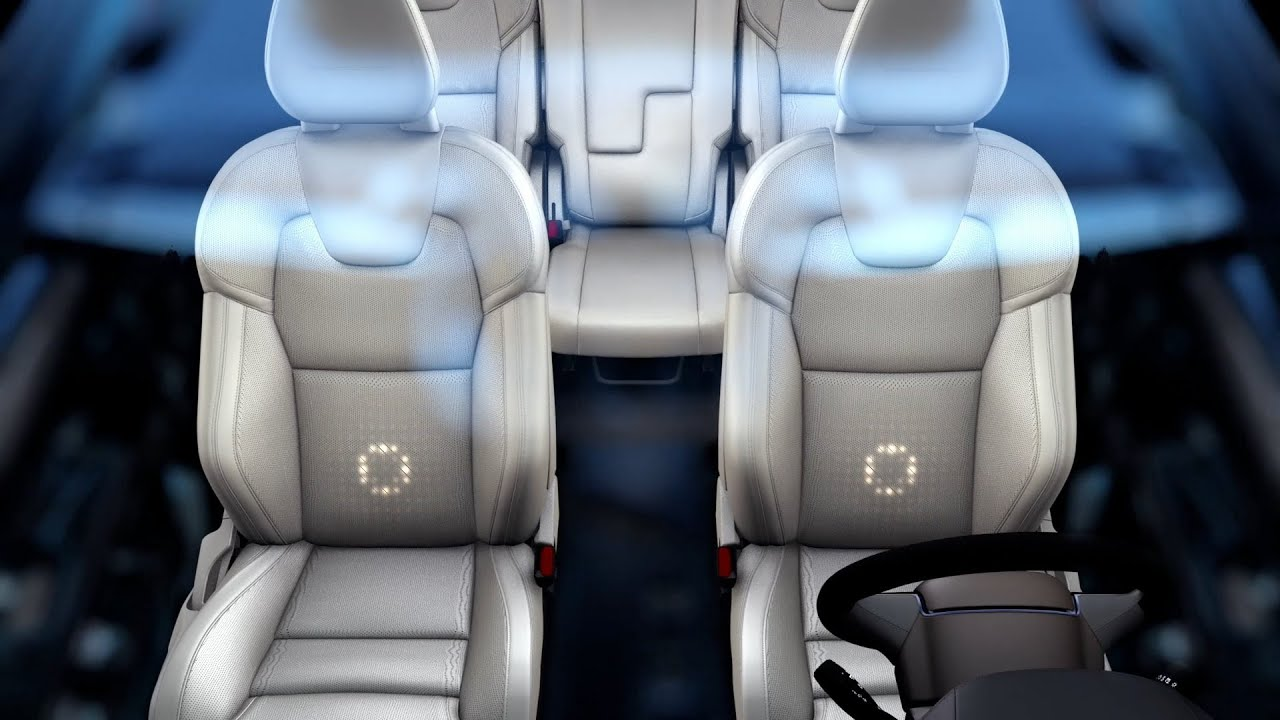 new 2015 volvo xc90 interior comfort and flexibility youtube. Black Bedroom Furniture Sets. Home Design Ideas