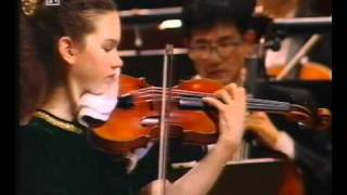 Movement II from Violin Concerto