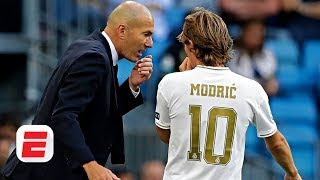 Real Madrid vs. Club Brugge analysis: Troubles continue for Zinedine Zidane's side | ESPN FC