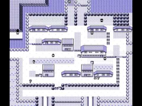 Cerulean City 10 hours - Pokemon Red/Blue/Yellow
