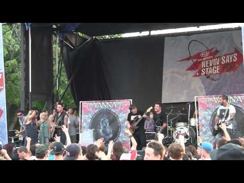 Vanna - Safe to Say HD Warped Tour 2010 7/17 New York