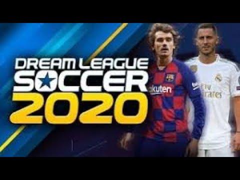 طريقة تنزيل لعبة dls2020 مهكرة +اضافة فريق برشلونة وريال مدريد