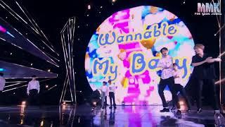 Video [Vietsub] Wanna One (워너원) - Wanna Be ( My Baby ) ( Live Ver ) download MP3, 3GP, MP4, WEBM, AVI, FLV Desember 2017