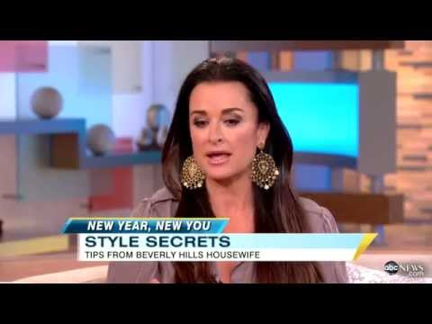 "Kyle Richards from The Real Housewives of Beverly Hills says ""If You Cheat Once, Don't Tell.""‎"