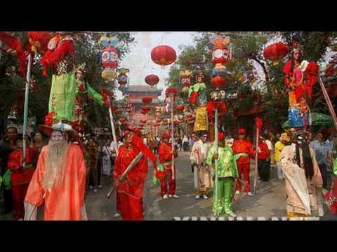 《庙会》民乐·王梦麟·夏飛雲指揮·上海民族樂團演奏