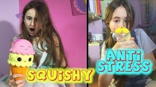 SQUISHY GELATO E  UOVA - by Charlotte M. / SQUISHY ICE CREAM AND EGGS