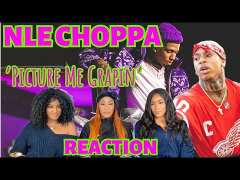 NLE CHOPPA – Picture Me Grapin | Tupac Tribute | (Official Music Video) UK REACTION 🇬🇧