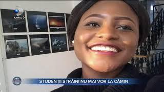 Stirile Kanal D(20.09.2020) - Studentii straini nu mai vor la camin! | Editie de pranz