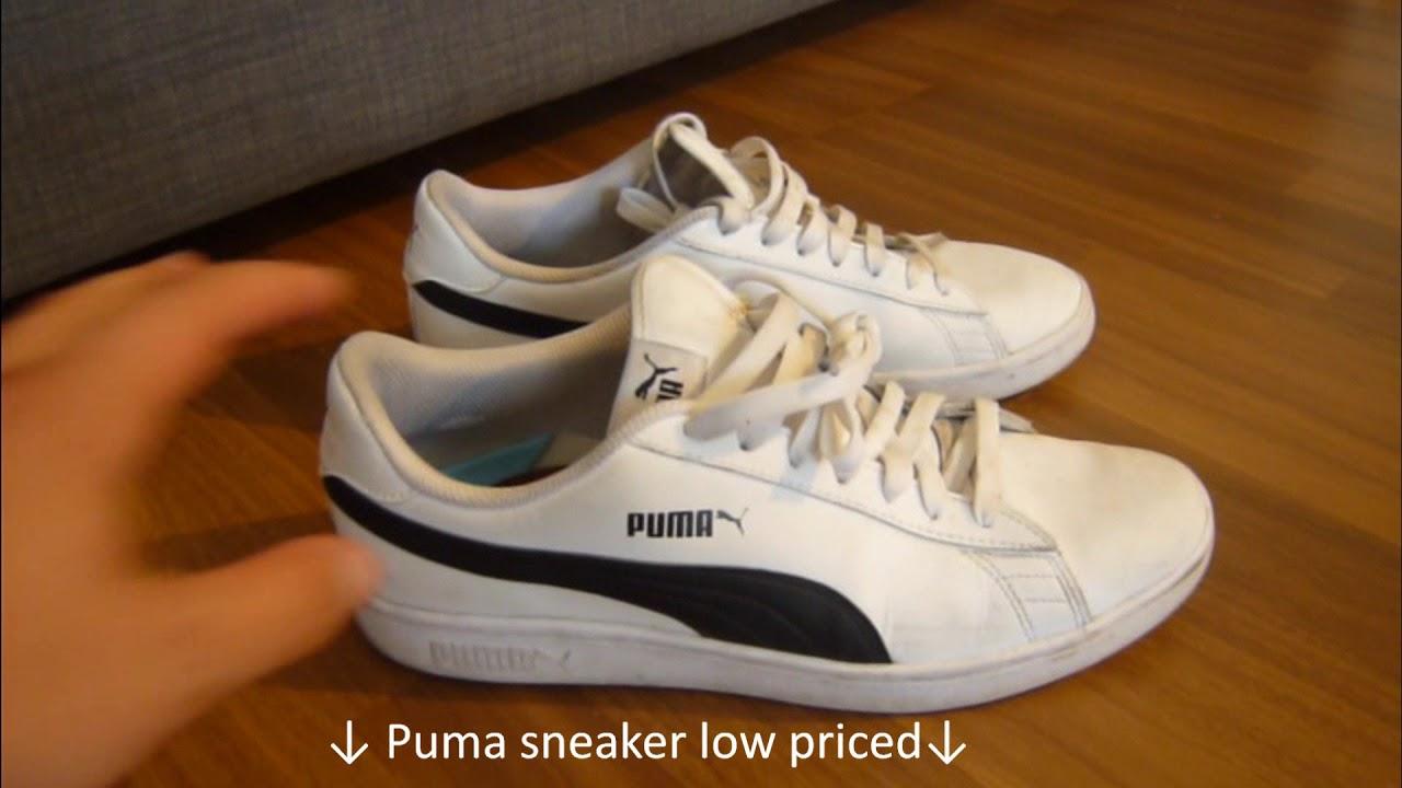 359c781c9e3 Puma Sneaker experiences - PUMA Smash V2 L - YouTube