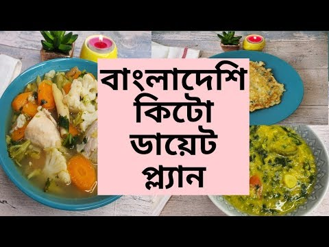 Bangladeshi Keto Meal Plan By Shirley Khan.