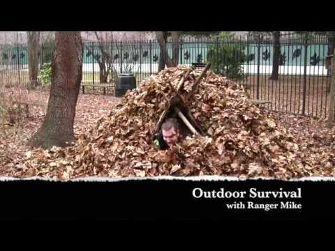Outdoor Survival with Ranger Mike- Full Length Intro Theme