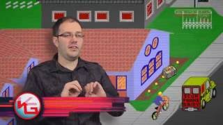 Paperboy (Arcade) feat. James Rolfe - Video Game Years 1984