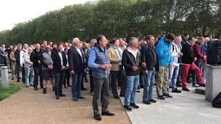 Setki facetów na Męskim Różańcu w Szczecinie 