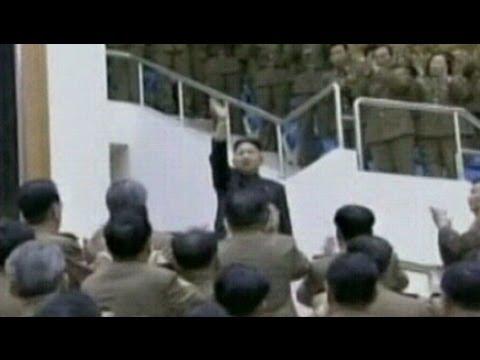 North Korea Leader Kim Jong Un Threatens a Pre-Emptive Nuclear Strike on U.S.