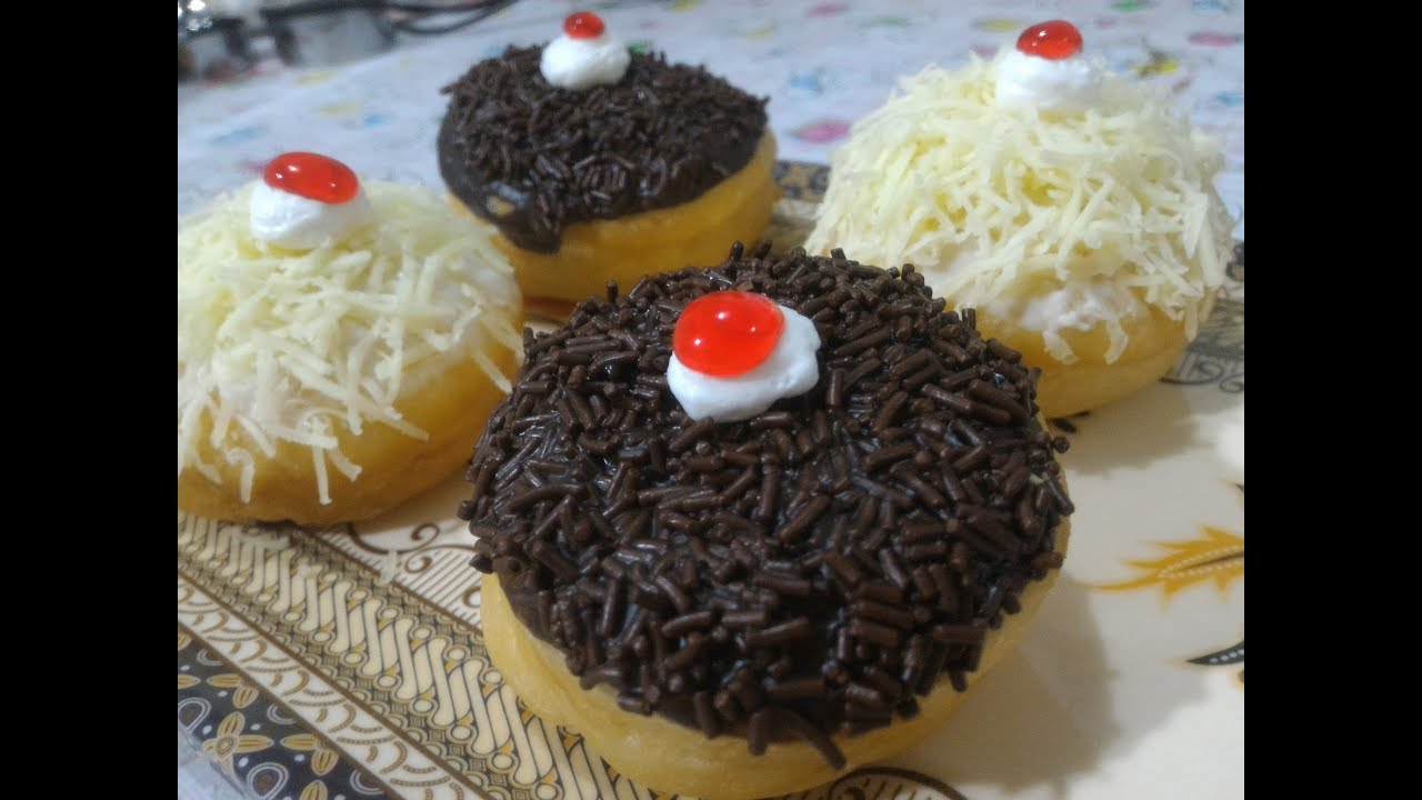 Donat Kentang Potatoes Donuts Youtube