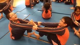 預防小童跌倒的瑜珈練習 - 中華基督教會全完第二小學