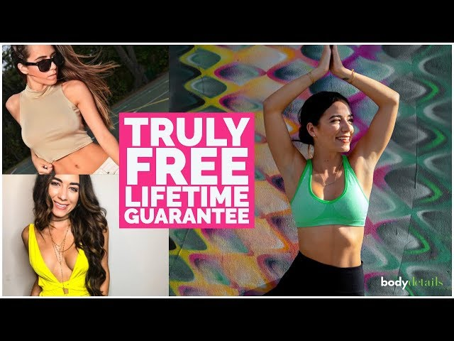 Laser Hair Removal | Free Lifetime Guarantee | Jessica Perez | Body Details