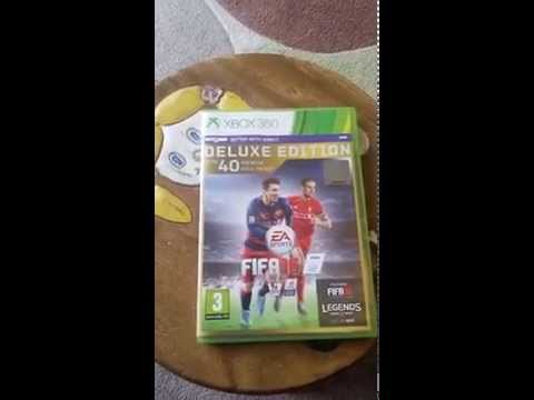 Fifa16 Fut Xbox 360 Deluxe Edition Will Not Give You Purchased Content.