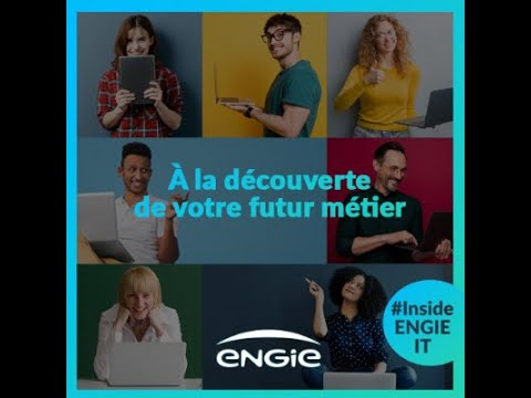 Inside ENGIE IT, épisode 2 : François Dumont, DG Adjoint COO - Jean Christophe Brochet, DRH
