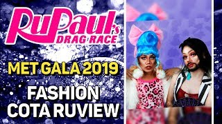 Fashion Cota Ruview | MET GALA 2019