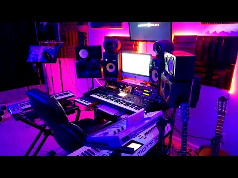 Home Studio Tour 2016 | Recording Studio